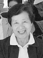 新日本婦人の会幸支部支部長櫻悦子